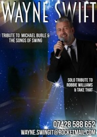 Wayne Swift - Male Singer - Midlands
