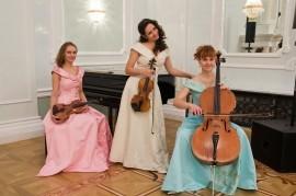 Kauhanka Volha - String Trio - Belarus