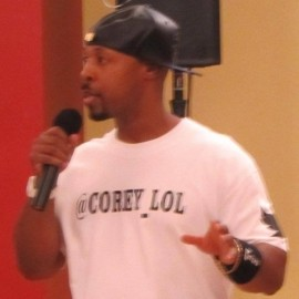 Corey Parker - Clean Stand Up Comedian - Daly City, California