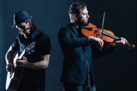 Sons of Granville - String Duo - Vancouver, British Columbia
