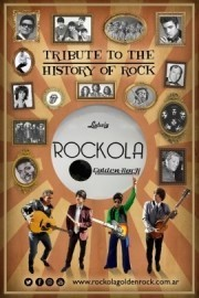 Tribute to the history of rock - Classic Rock Band - Buenos Aires, Argentina