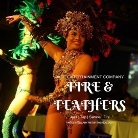 Fire & Feathers - Dance Act - Melbourne, Victoria