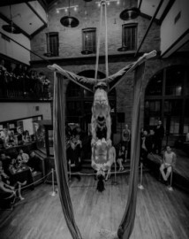 Professional Aerialists and Acrobats - Acrobalance / Adagio / Hand to Hand Act - Salt Lake City, Utah