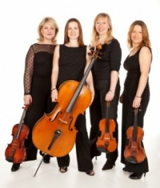 Highly Strung - String Quartet - Midlands
