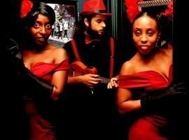 2chicksandabanjo - Acoustic Band - London