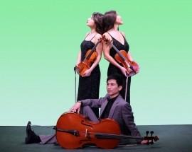 Classical string trio - String Trio - Almaty, Kazakhstan