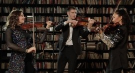 The Emotions Project - String Duo - Russia/Moscow, Russian Federation