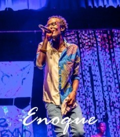 Enoque Wambua  - Male Singer - Nairobi, Kenya