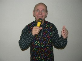 Lyricsonscreen - Steve Chudley - Other Speciality Act - Melksham, South West