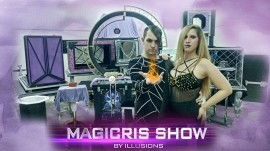 Magicstage and illusion - Stage Illusionist -