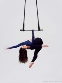 Rosie Matthew - Aerialist / Acrobat - Saltcoats, Scotland