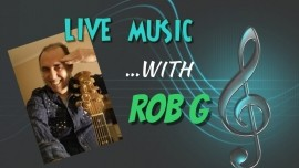 Rob G - One Man Band - Ashford, South East