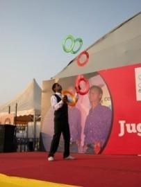 Juggling  - Juggler - Kolkata, India
