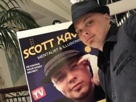 Scott Xavier - Mentalist / Mind Reader - Illinois