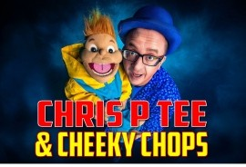 CHRIS P TEE COMEDY MAGICIAN - Comedy Cabaret Magician - Bristol / South Glos, South West