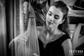 Imogen Ridge Harp - Harpist - Hammersmith, London