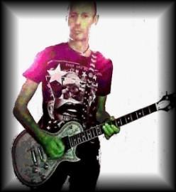 DAVID HERSEE  - Guitar Singer - UK, North of England