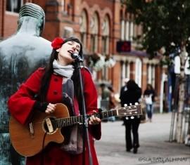 Mary Singer - Guitar Singer - Ashby-de-la-Zouch, East Midlands
