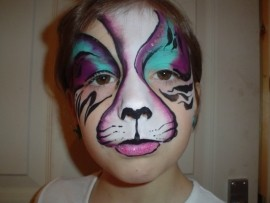 Cheeky Chops Faces - Face Painter - East of England