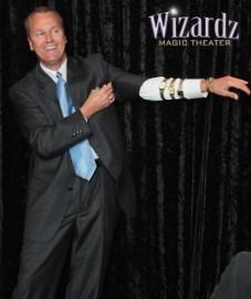 Gary Roberts - Comedy Cabaret Magician - Sarasota, Florida