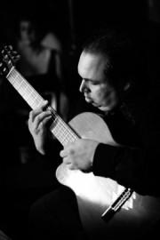 Luis Alfredo Garcia's Lefty Guitar - Classical / Spanish Guitarist - Florida