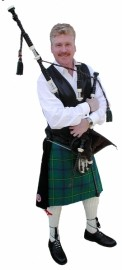 Johnny Bagpipes - Clean Stand Up Comedian - Scotland