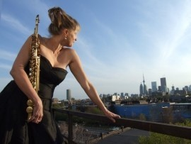 Jane Bunnet - Flutist - Ontario