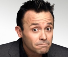 Geoff Norcott - Clean Stand Up Comedian - South East