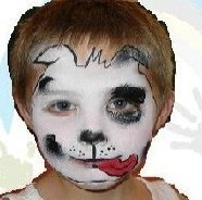 Wild Child Pembs - Face Painter - Scotland