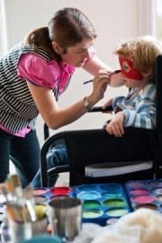 Steff and Nonsense - Face Painter - South East