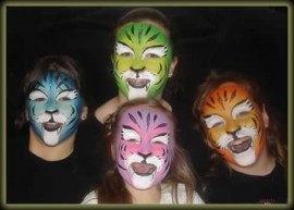 Facepainting by Sam - Face Painter - South West