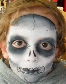 Cheshire Childrens Parties - Face Painter - North of England