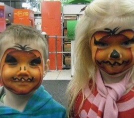 Diamond Face Painting - Face Painter - South East