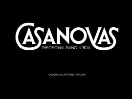 Casanovas - Cover Band - Fresonara, Italy