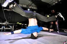 B-Boy Brent/Lightning/JediNinja - Street / Break Dancer - Cincinnati, Ohio