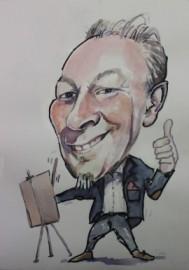 Doodleme2 Caricatures - Other Artistic Entertainer - Edinburgh, Scotland