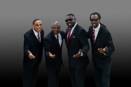 SOUL KINDA WONDERFUL (The OFFICIAL Number1 Drifters tribute act) - Tribute Act Group - Leicester, Midlands