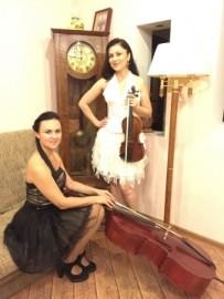 String Duo - Cello Teacher -