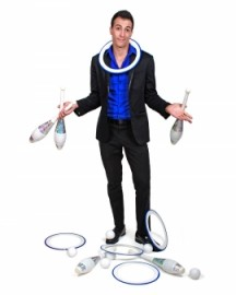 David Ferman Comedy & Extreme Stunts  - Juggler - Gainesville, Florida