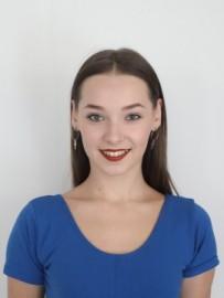 Olha Petrenko - Ballroom Dancer - Kiev, Ukraine