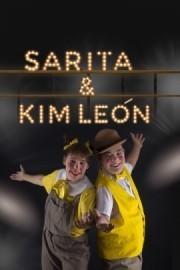 Sarita & Kim León - Clean Stand Up Comedian - Madrid, Spain