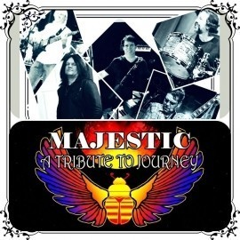 Majestic: A Tribute To Journey  - Other Tribute Band - Nashville, Tennessee