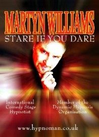 Martyn Williams (Hypnoman) - Hypnotist - Windsor, South East