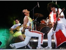 The Bohemians - Queen Tribute Band - East of England