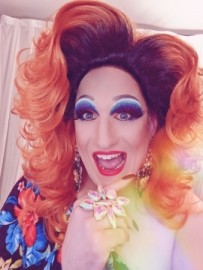 Bella Bluebell - Drag Queen Act - Newcastle upon Tyne, North East England