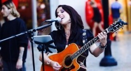 Adena Sampson  - Acoustic Guitarist / Vocalist - Las Vegas, Nevada