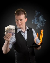 Paul Dawson - Close-up Magician - west yorkshire, Yorkshire and the Humber