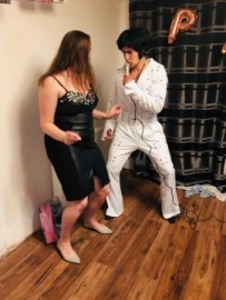 Omar Hussein - Elvis Impersonator - Southport, North of England