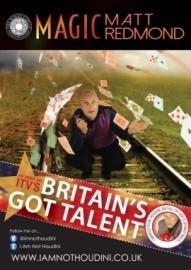 Magic Matt Redmond - Cabaret Magician - Nuneaton, Midlands