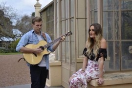 Kairos  - Acoustic Guitarist / Vocalist - Australia, South Australia